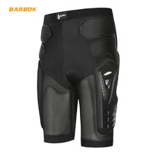 WOSAWE Breathable Motorcycle Shorts Hip Armor Off-Road Outdoor Downhill MTB Bike Ski Sports Protection Hockey Motocross Pants