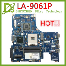 For Lenovo   Z500  laptop motherboard VIWZI-Z2 LA-9061P z500 2G video card with graphics card ev2A  100% tested  free shipping цена в Москве и Питере