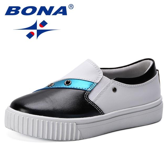 Фото bona/новая дизайнерская модная детская повседневная обувь; мягкие цена
