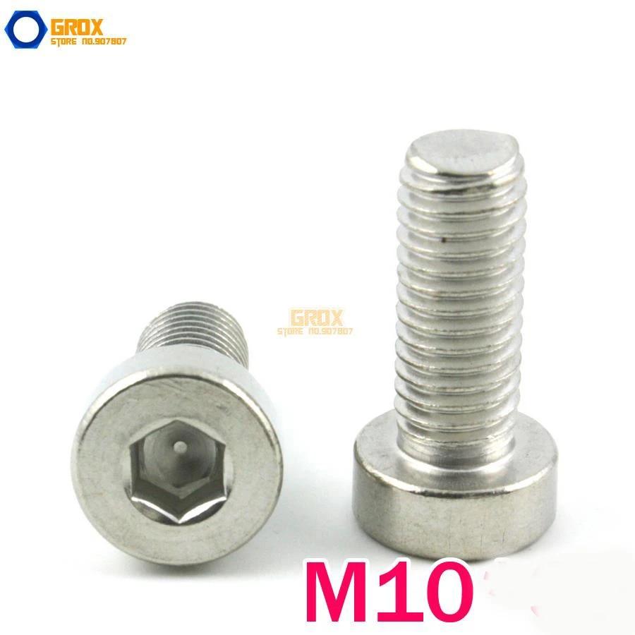 diamètre 36 mm Acier Inoxydable-Ailes Boulon m10x20mm