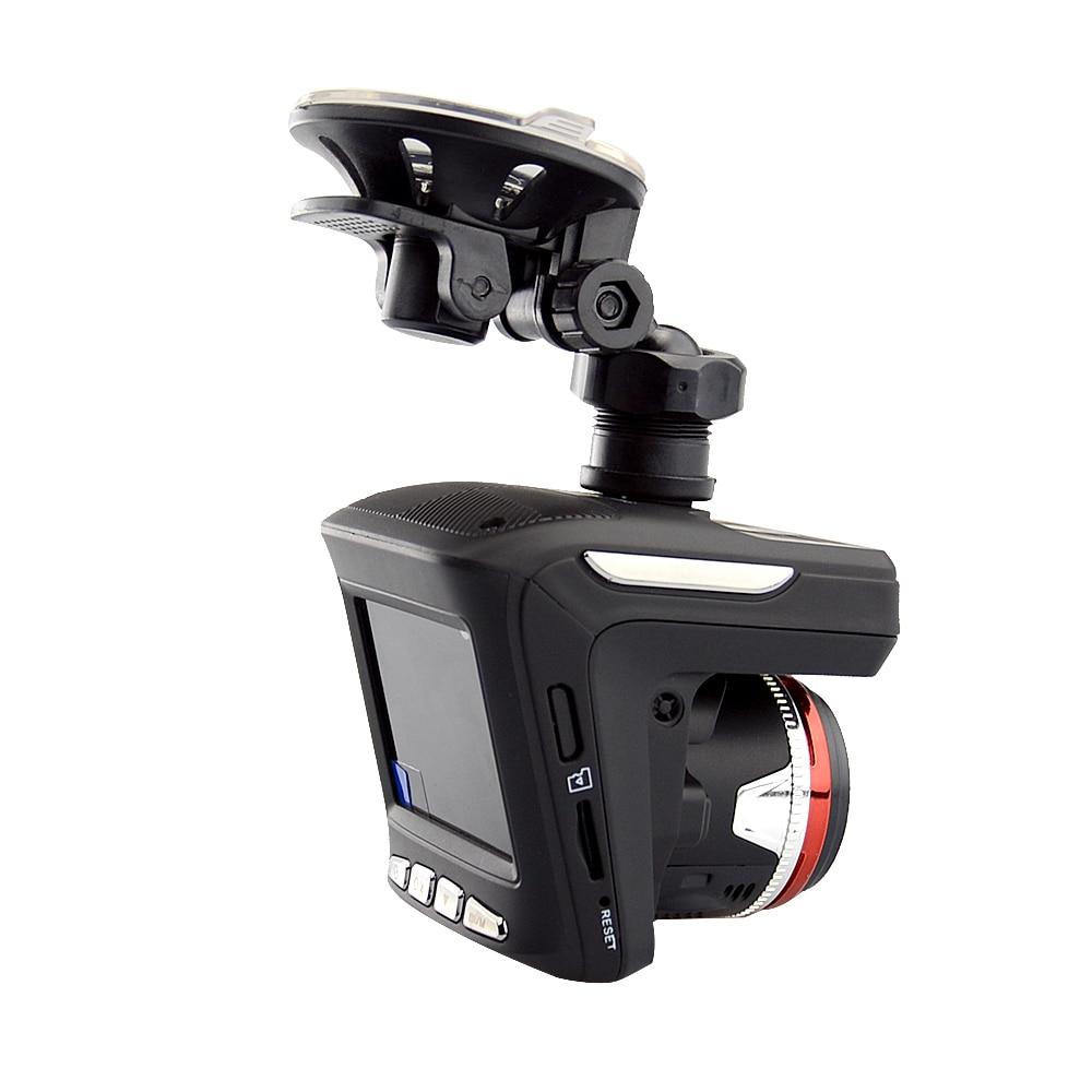 OkeyTech Autozubehör Besten 3 in 1 Auto Anti radar detektor + DVR + GPS Recorder Laser Nachtsicht Sensor Fixed/Strömungsgeschwindigkeit - 2