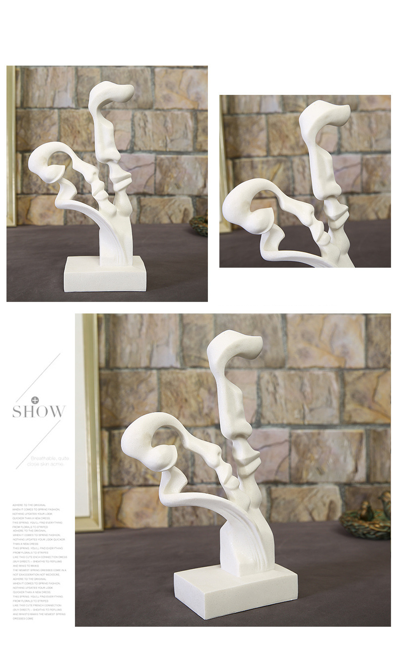 Abstract Lovers Figurines (11)