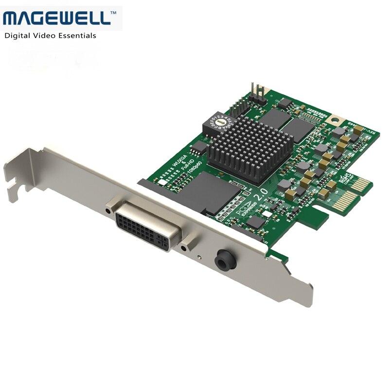 HD Video Captuer Software Magewell Pro Capture DVI 1