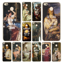 Lavaza Classic Art Memes Quotes Phone Case for Xiaomi Redmi S2 6 Pro 6A 5 5A 4X 4A Note 7 6 5A 5 4 4X 3 Pro Cover(China)