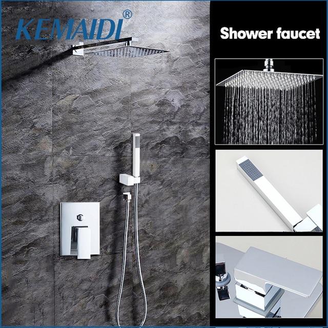 KEMAIDI High Quality Bathroom Wall Mounted 8\