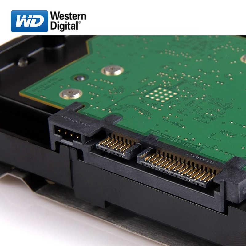 """WD 紫ブランド 3000 ギガバイト内蔵ハードディスク 3.5 """"5400 RPM 64M キャッシュ SATA3 HDD 6 ギガバイト/秒 3 テラバイト HD ハードディスクデスクトップコンピュータ"""
