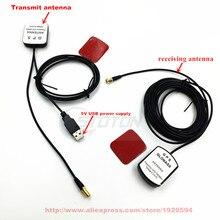 Для подъема навигационного оборудования автомобиля gps-сигнал, Автомобильный gps ретранслятор сигнала gps усилитель сигнала gps передатчик сигнала антенна