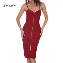 Bodycon Women Seamyla Celebrity