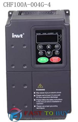 Invt CHF100A-004G/5R5P-4 4KW/5.5KW  Invt high performance universal inverter 3 Phase 380V-440VNew invt inverter gd10 1r5g 4 b goodrive10 series 3 phase 380v 440v 1 5kw 1500w 50hz 60hz new