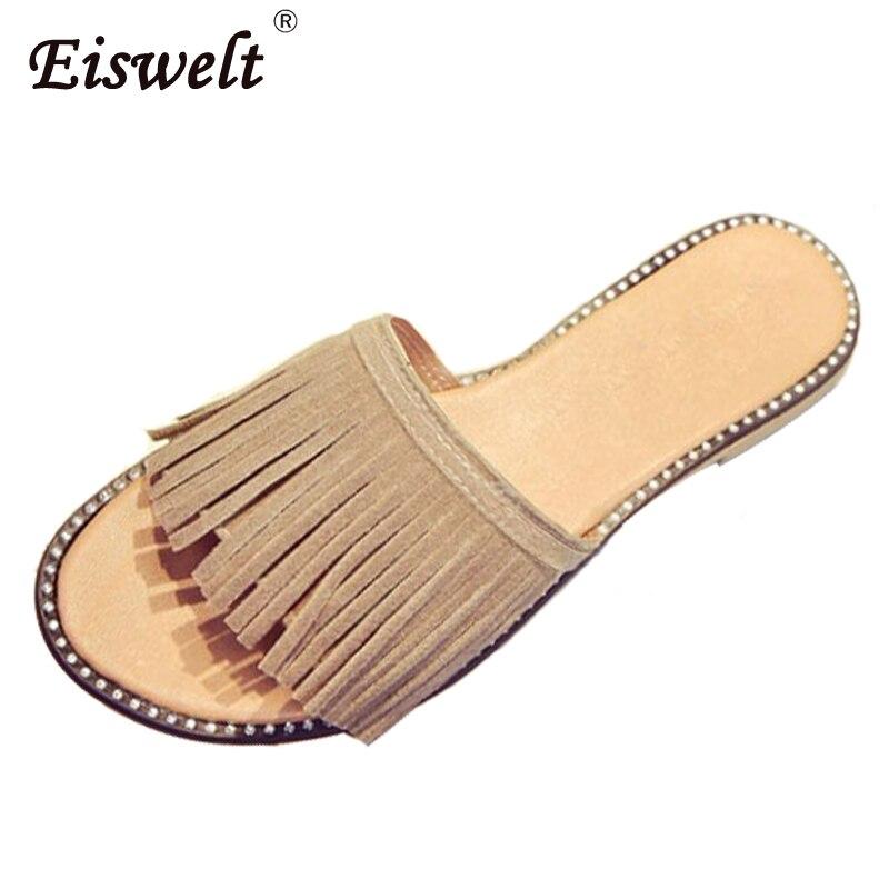 Tassel Sandals Women Slippers Summer 201s