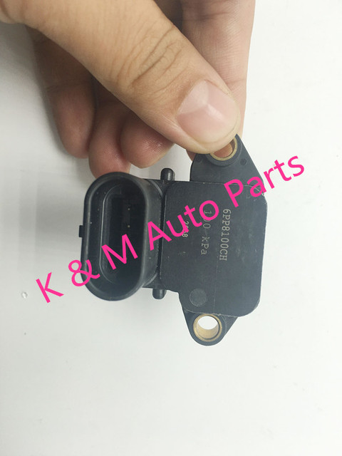 Vehicle Manifold Absolute Prossure Sensor MAP Sensor OEM 6PP8100CH Intake Air Pressure Sensor MAP Sensor  6PP8100CH