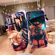 Dragon Ball Super Phone Case for iPhone 11 Pro X XS Max XR 6 6S 7 8 Plus