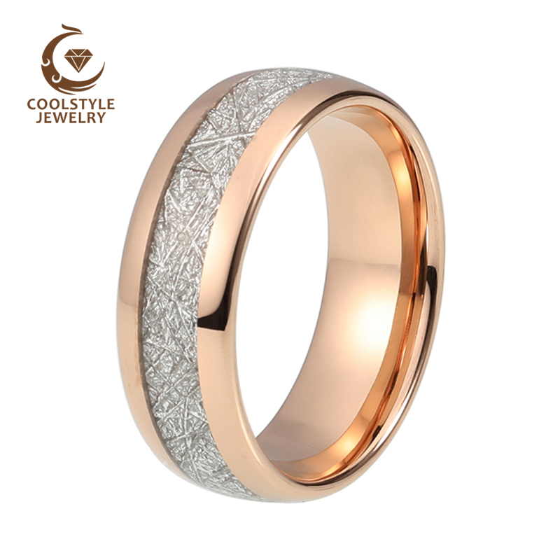 Mens Tungsten Wedding Ring Bands Unique Tungsten Carbide