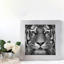 Laeacco Nordic Tiger Animal Posters and Prints Modern Wall Artwork Picture Canvas Painting for Living Room Home Decor