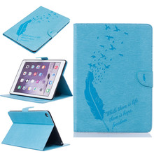 Retro For Apple iPad Air 2 case Book style PU Leather Protective Skin for iPad 6 Cover