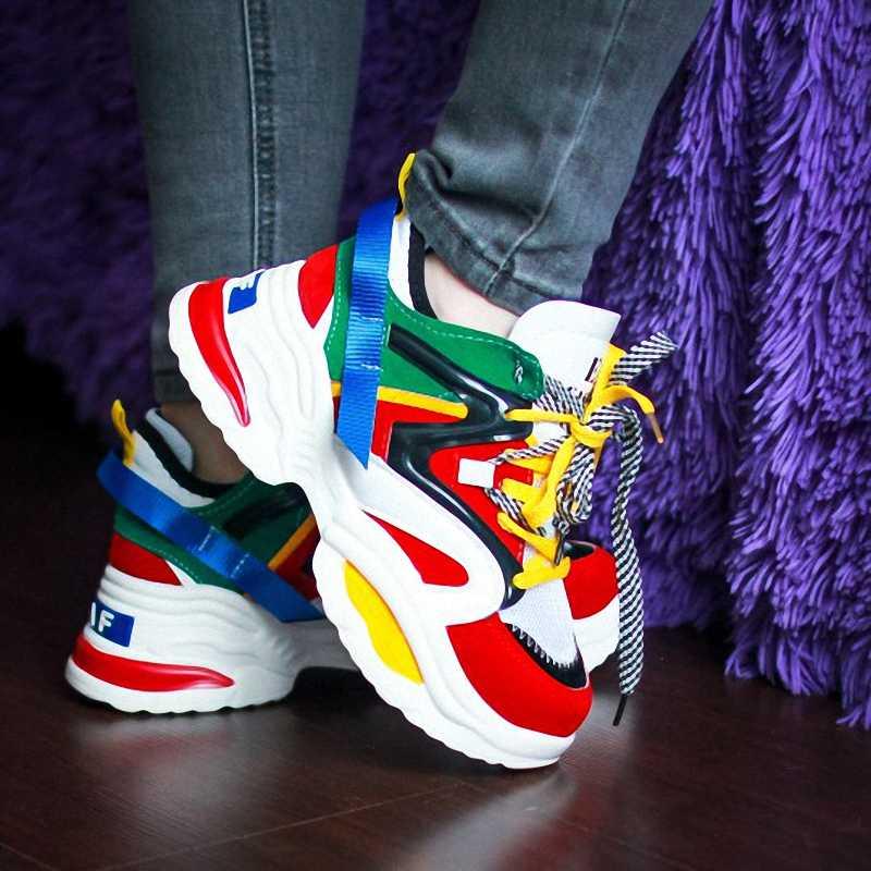 BomKinta Women Sneakers 2020 Multi