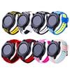 FOHUAS Stripe Watch Band For Samsung Gear S3 22mm Steel Buckle Wrist Luxury Brand New Fashion