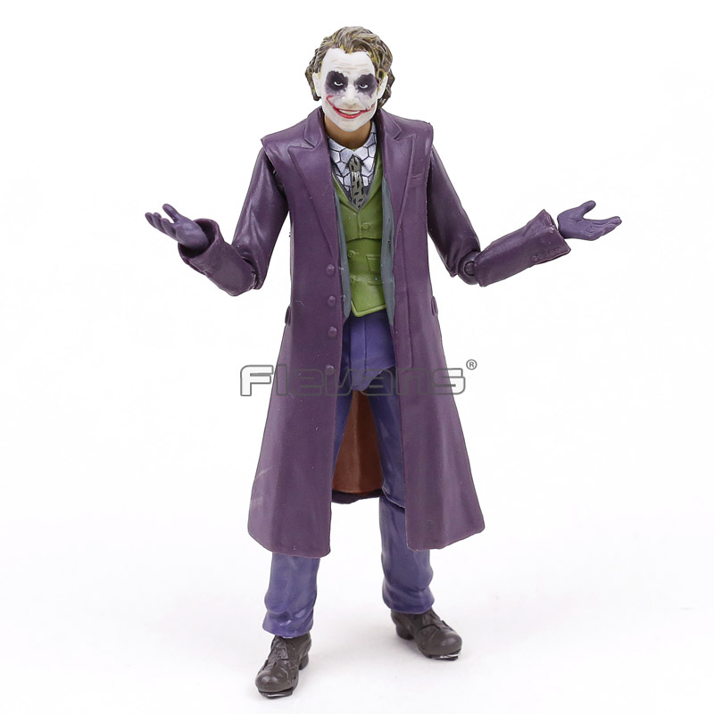 SHF S.H.Figuarts Batman The Dark Night Joker PVC Action Figure Collectible Model Toy