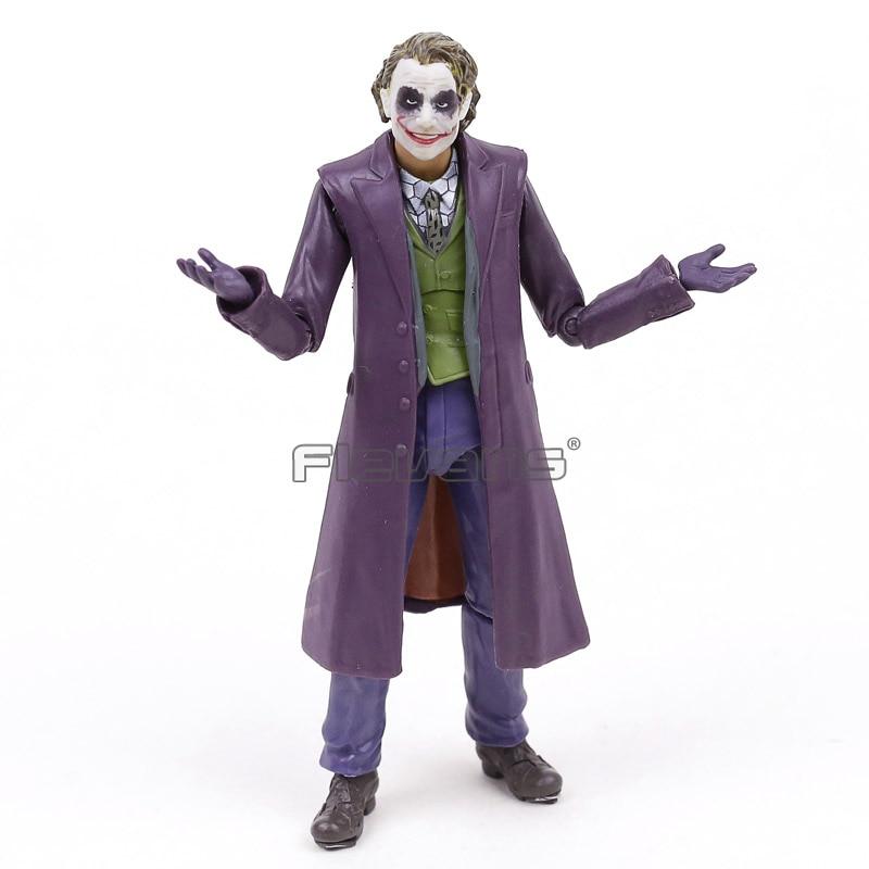 SHF S.H.Figuarts Batman The Dark Night Joker PVC Action Figure Collectible Model Toy