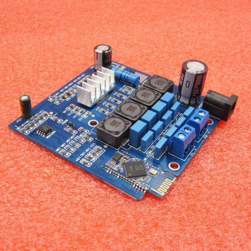 TPA3116 CSR4.0 CSR8630 2x50 Вт Bluetooth Класса D Цифровой Усилитель Доска