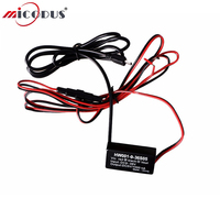 Hard Wired Car Charger 9 36V For Xexun Original GPS Tracker Accessory TK102 TK102 2 TK201