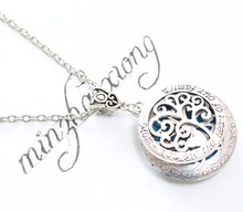 Фотография Essential Oil Diffuser Necklace Young Living Doterra Aromatherapy Mom Heart