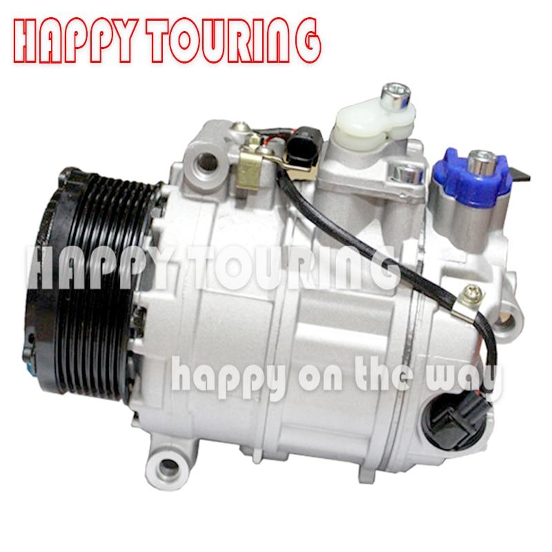 Pour Mercedes w164 compresseur E420CDI W211 ML GL CDI S W221 CDI A0012304411 A0012304711 A0012308311 A0012308811 A0022305311 8PK