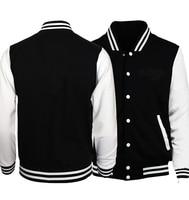 Hot Spring Autumn 2017 Men Jacket Baseball Clothing Casual Men S Jackets Coat For Men Hoodies