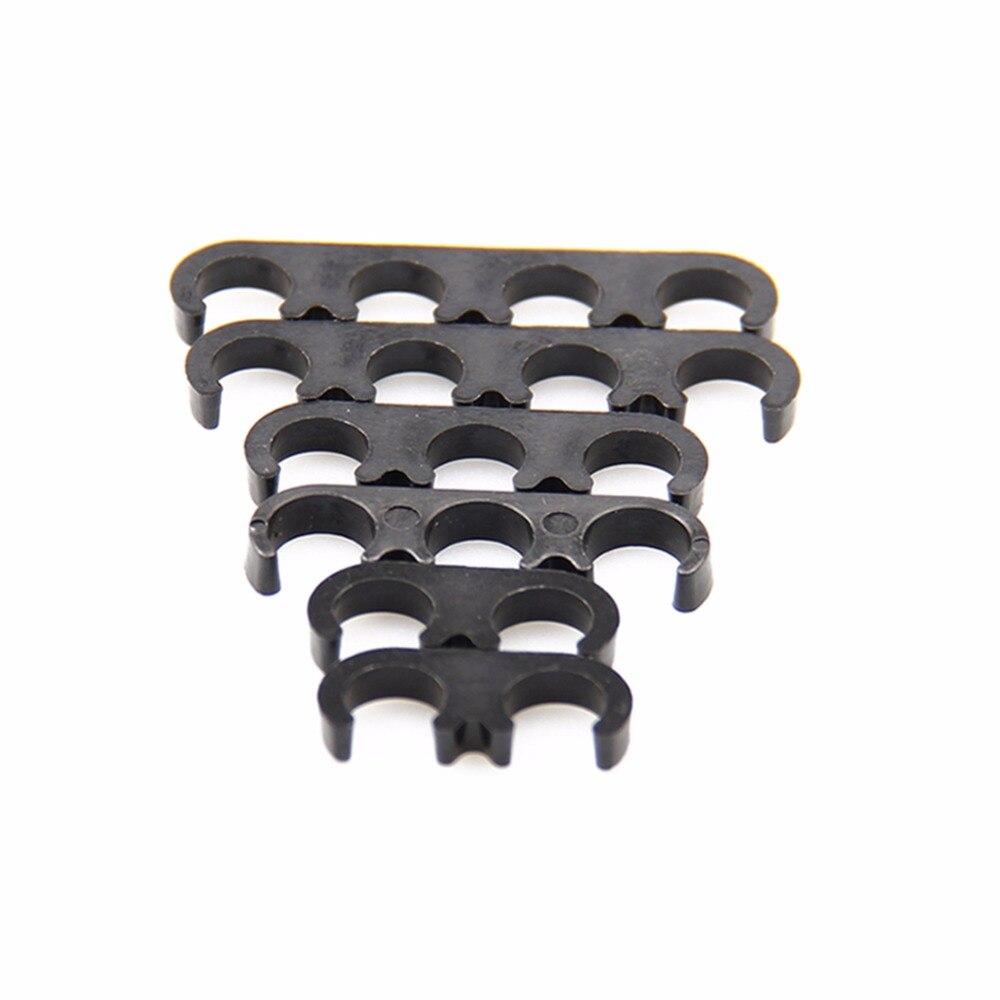 6PCS Universal 7mm 8mm for Spark Plug Wire Separator Divider Loom ...