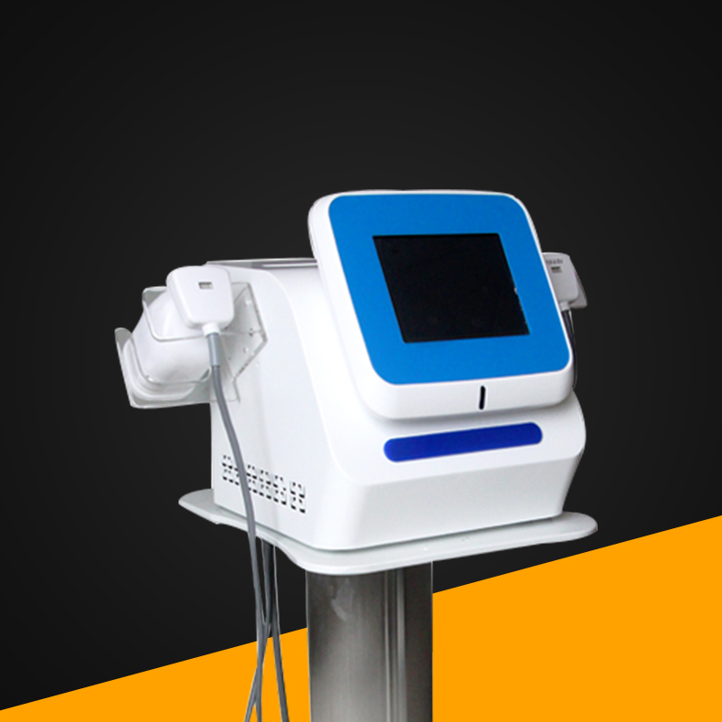 Portable Double Handles Ultrasound High Quality RF Weight Loss Machine For Sale Use For Clinic CE