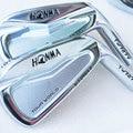 Nuevo HONMA Golf heads HONMA TW727V Golf Irons 4-10 9 piezas TW727V grilletes head Clubs Golf Set No irons shaft Cooyute envío gratis