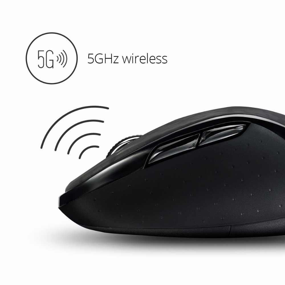 Оригинальная игровая мышь Rapoo, Классическая Беспроводная оптическая игровая мышь высокого качества 5G с регулировкой DPI 4D, прокрутка для настольного ноутбука, ПК, компьютера