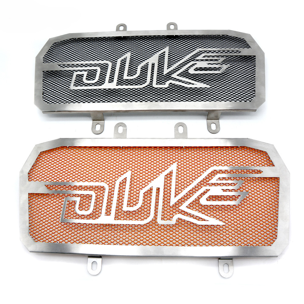 Motorcycle Motorbike Radiator Grill Guard Cover Protector Radiator Protection For Ktm Duke 390 DUKE 200 2012 2013 2014 2015 2016 motorcycle radiator grill guard cover protector radiator protection for bmw f650gs 2008 2012 f700gs 2011 2015 f800r 2012 2014
