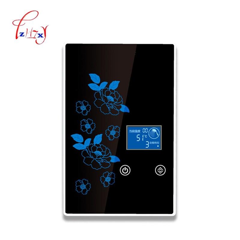 Мгновенный Электрический нагреватель для душа  индукционный нагреватель для горячей воды  220 В  HR-55Y  1 шт.