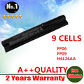 Wholesales New 9Cells laptop battery For HP ProBook 440 445 450 455 470  HSTNN-W98C HSTNN-W99C HSTNN-YB4J FP06 FREE SHIPPING