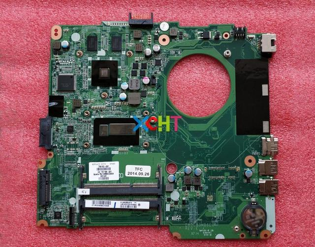 Per HP Pavilion 14 N Serie 756192 501 756192 001 216 0841009 8670 m/2 gb i5 4200U DA0U83MB6E0 Scheda Madre Del Computer Portatile Mainboard Testato