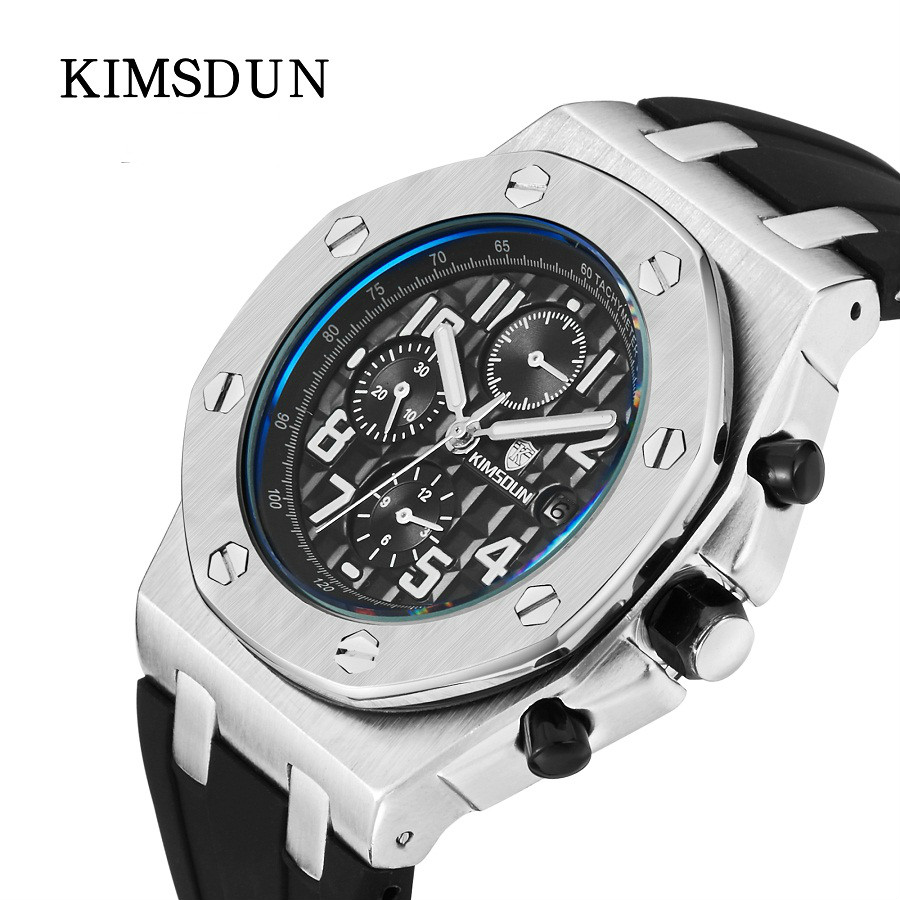 Mechanical Watches Top Brand Luxury Men Waterproof Business Male Wrist Watch Automatic KIMSDUN clock Relogio Masculino Gift BoxMechanical Watches Top Brand Luxury Men Waterproof Business Male Wrist Watch Automatic KIMSDUN clock Relogio Masculino Gift Box