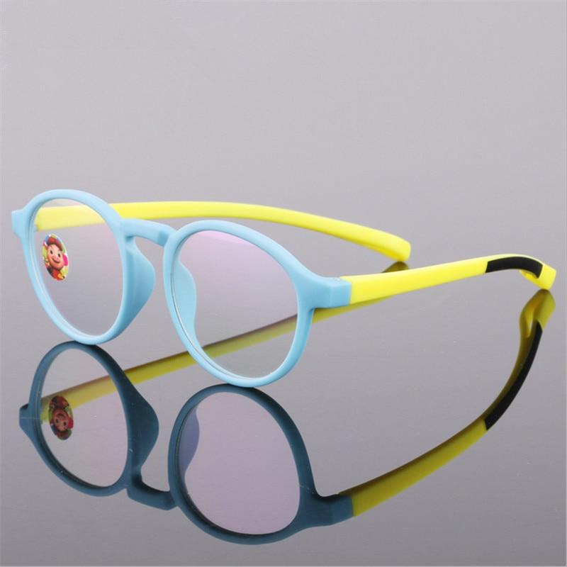 Brille Junge Mädchen Brillen Leichte Flexible Brillen Rahmen Kinder ...