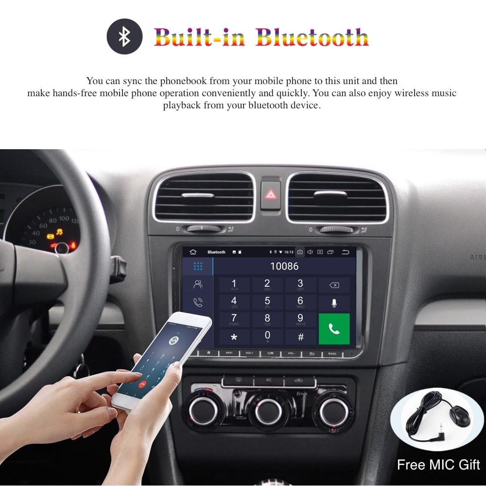 gro er discount android 9 0 auto radio 2 din gps navi f r gti jetta golf polo passat tiguan. Black Bedroom Furniture Sets. Home Design Ideas