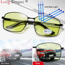 Long Keeper Sunglasses Women Men Night Vision Polarized Phot