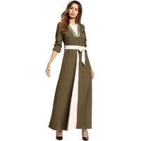#1865792 # Лидер продаж широкое распространение большого размера женское платье арабские вечернее платье Ближний Восток халаты Mujer Vestidos