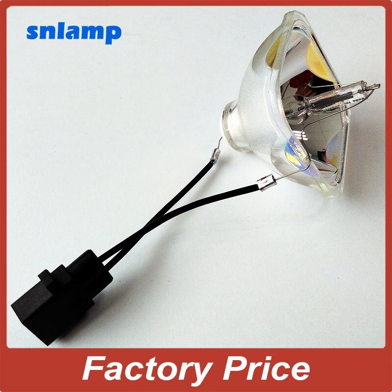 Snlamp ampoule De Rechange pour projecteur V13H010L41 lampe ELPLP41 pour Epson S5 S6 S6 + S52 S62 X5 X6 X52 X62 EX30 EX50 TW420 W6 77C ect.