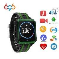 696 H7 Смарт часы Для мужчин Водонепроницаемый gps Smartwatch андроид смарт часы 4G Smartwatch Водонепроницаемый сообщение напоминание Ip68 Спорт