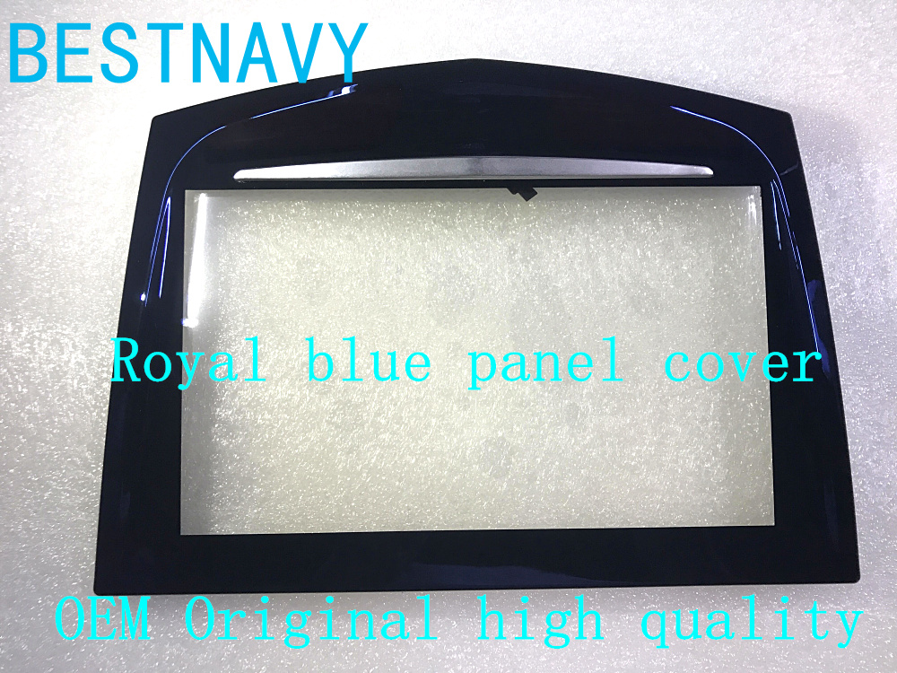 OEM Original CUE touch screen top quality for Cadillac ATS CTS SRX XTS CUE car DVD