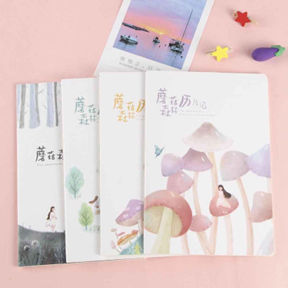 Студенческая книга девушка сердце мультфильм Корейский блокнот милый Kawaii A5 ноутбук 32 к линия автомобиля 30 листов креативный оптовая продажа Лидер продаж