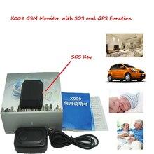 Elderly SOS KEY GPS anti-lost alarm large storage GSM portable smart tape video playback feedback Beautiful portable locator