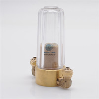 Dentist Water Filter Copper Valve for dental chair Accessory 1PC