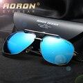 2017 Real Polarizadas de Los Hombres gafas de Sol de Piloto De Aviación Flash Mirrored Lente Mujeres Diseñador de la Marca de Alta Calidad Gafas de Sol Con la Caja 790