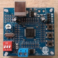 STM32 MODBUS RTU Development Board Learning Board MCU Development PLC Source Code