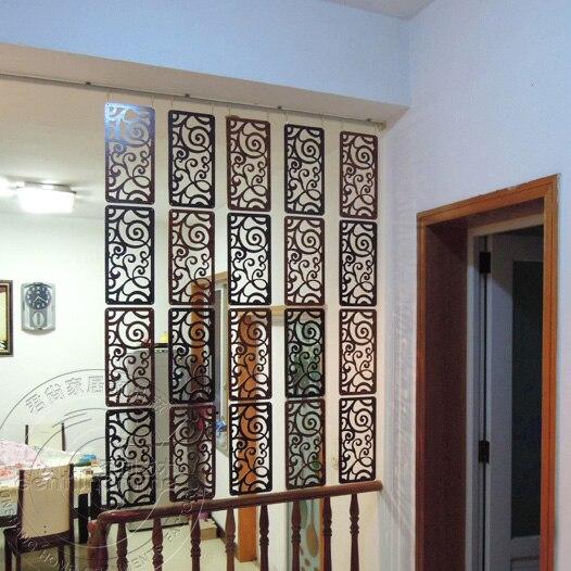 Wood Partition aliexpress : buy jia gui luo fashion hanging screen wood